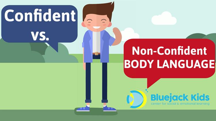Confident vs. Non-Confident Body Language